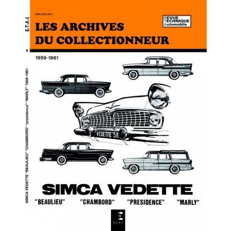 Vedette Beaulieu Revue Technique Les Archives Du Collectionneur Simca Talbot