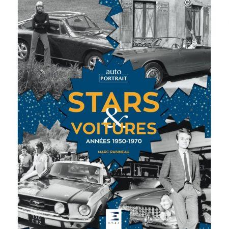 Stars & voitures, années 1950-1970  LIVR_VOIT-STARS - Edition ETAI - Beaux Livres