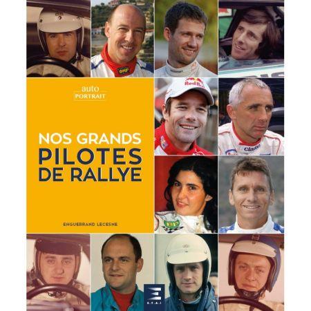 Nos Grands Pilotes de Rallye - Livre