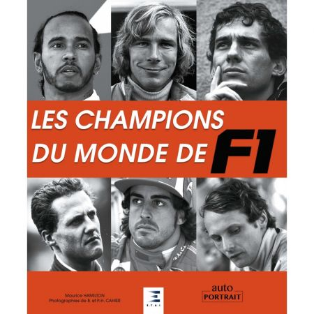 Champions du Monde de Formule 1 - Livre