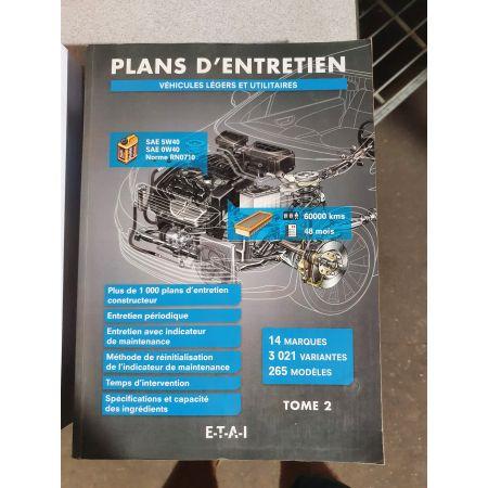 Plan Entretien VL-VU T234 - Manuel Atelier
