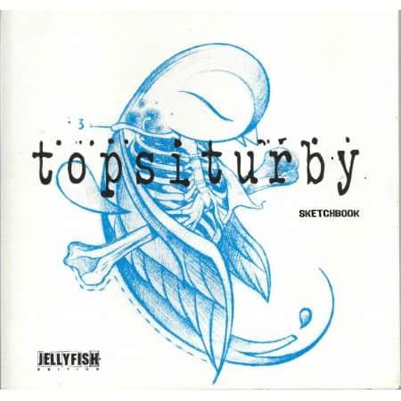 Topsiturby sketchbook  -   Livre