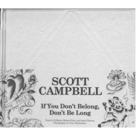 Scott Campbell: If You Don't Belong - Livre Anglais