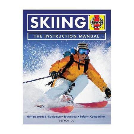 Skiing Manual  -   Livre anglais