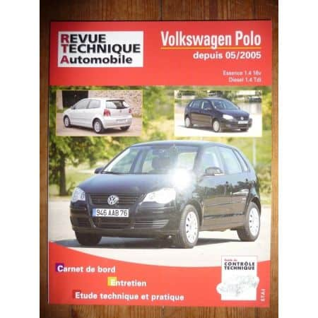 Polo 05- Revue Technique Volkswagen