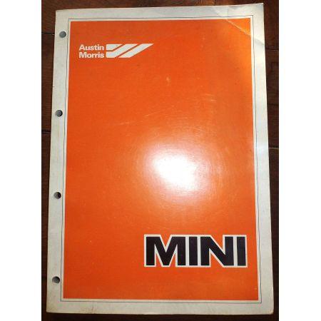 MINI depuis 1976  MR-MINI-76 - Manuel Réparation