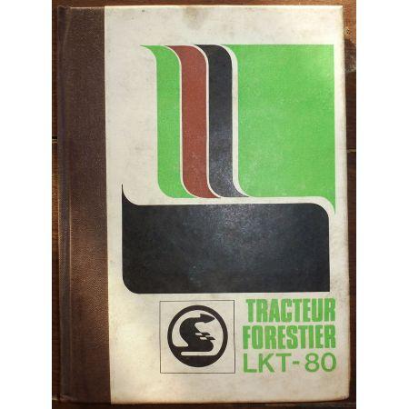 Tracteurs LKT 80 1977  MU-LKT-80-77 - Manuel utilisateur