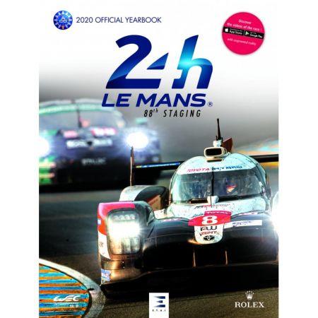 24H le Mans 2019 Year Book- Livre Anglais