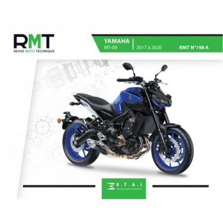 Bonneville T100 T120 16-20 - Revue Technique moto TRIUMPH