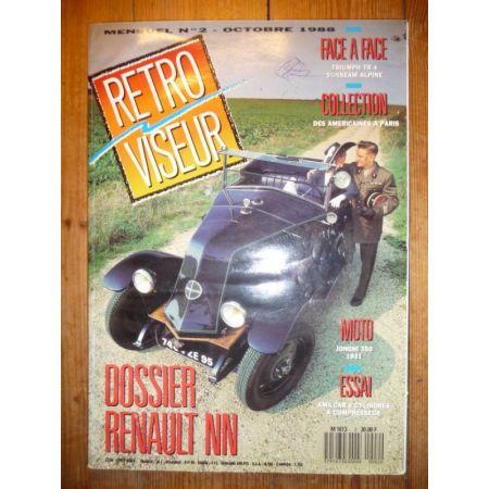 NN Revue Retro Viseur Renault