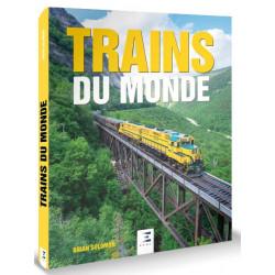 TRAINS du Monde  LIVR_TRAIN-MONDE - Edition ETAI - Beaux Livres