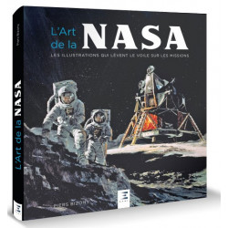 L'Art de la NASA  LIVR-NASA-ART - Beaux livres