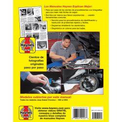 Grand Cherokee93-04 Revue technique Haynes JEEP Espagnol