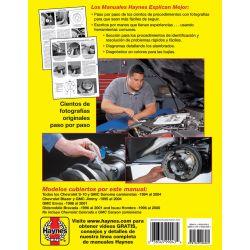 Camionetas94-04 Revue Technique Haynes GMC Espagnol