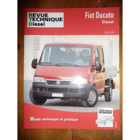 Ducato 2.8 JTD Revue Technique Fiat