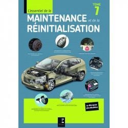 L'essentiel de la maintenance et de la réinitialisation T7  MA-AUTODIDACT-MAINT7 - Manuels AUTODIDACT