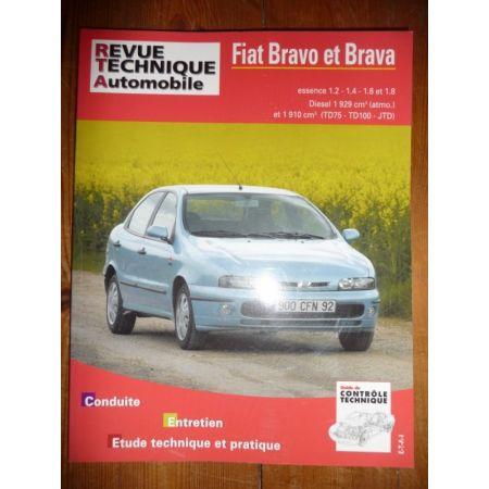Bravo Brava Revue Technique Fiat