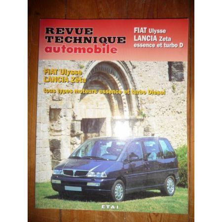 Ulysse-Zeta Revue Technique Fiat Lancia