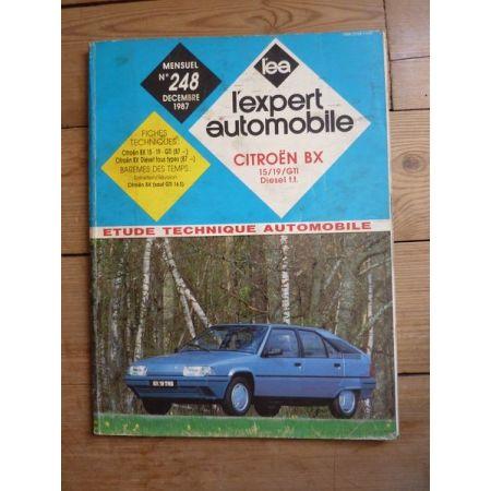 BX 15 19 GTI Die Revue Technique Citroen