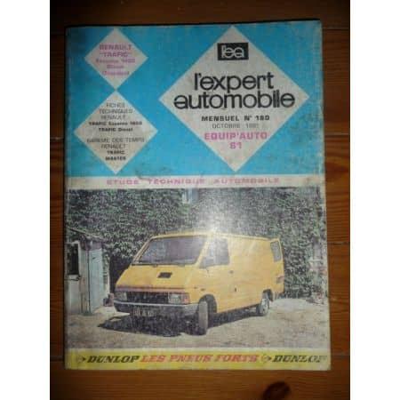 TRAFIC 1400 Serie 1 Revue Technique Renault
