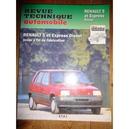 S5 Express Die Revue Technique Renault