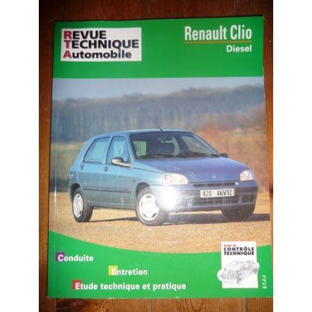 Clio Die Revue Technique Renault