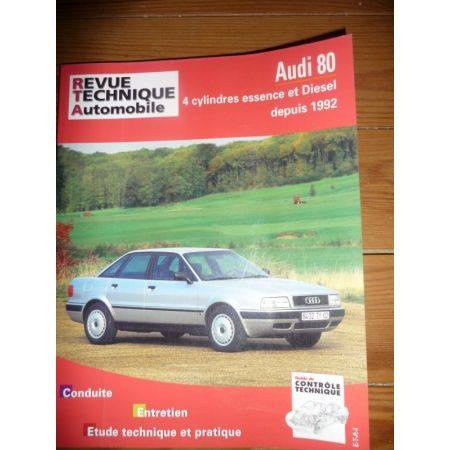 80 92- TDI Revue Technique Audi