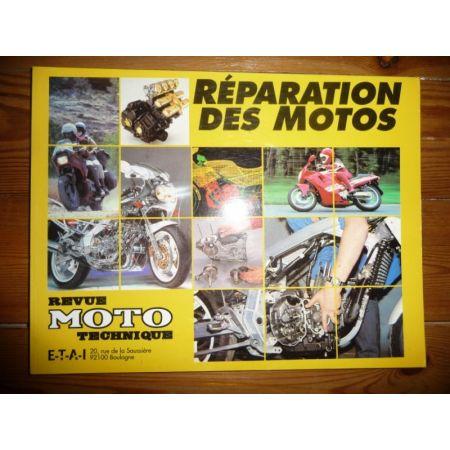 Reparation Revue Technique moto