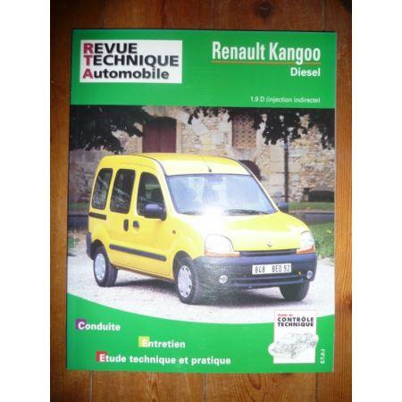 Kangoo Die Revue Technique Renault