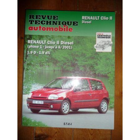 Clio II Die Revue Technique Renault