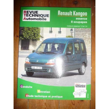 Kangoo Ess Revue Technique Renault
