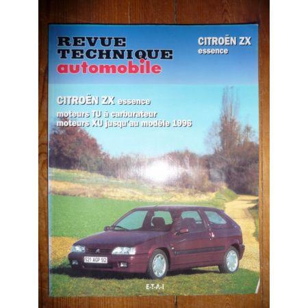 ZX Ess -96 Revue Technique Citroen