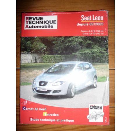 Leon 05- Revue Technique Seat