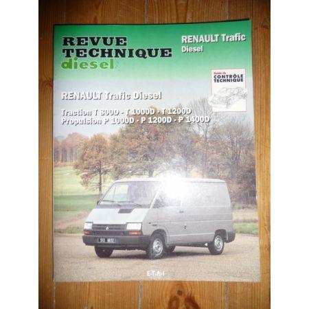 Trafic Die Revue Technique Renault