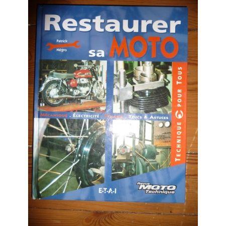 Restaurer Revue Technique moto