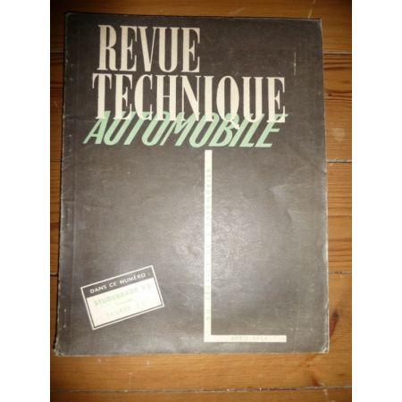 Commander V8 Revue Technique Studebaker