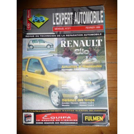 Clio II Revue Technique Renault