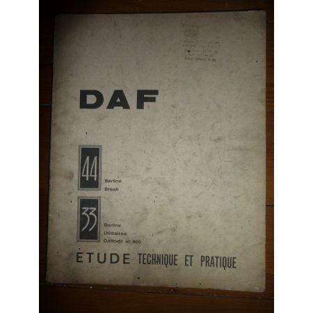 33 44 Revue Technique Daf