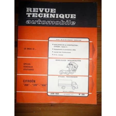 350 370 450 Revue Technique PL Citroen