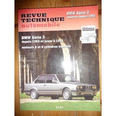 Série 3 83-91 Revue Technique Bmw