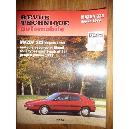 323 89- Revue Technique Mazda