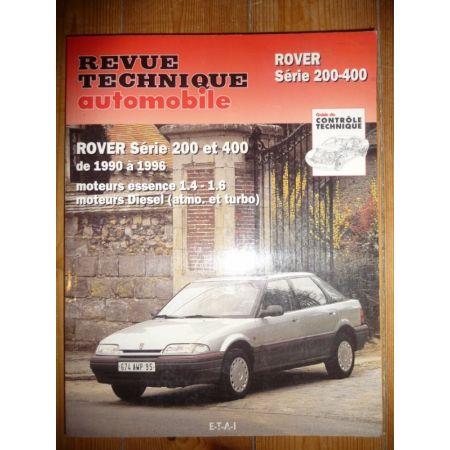 200 400 90-96 Revue Technique Rover