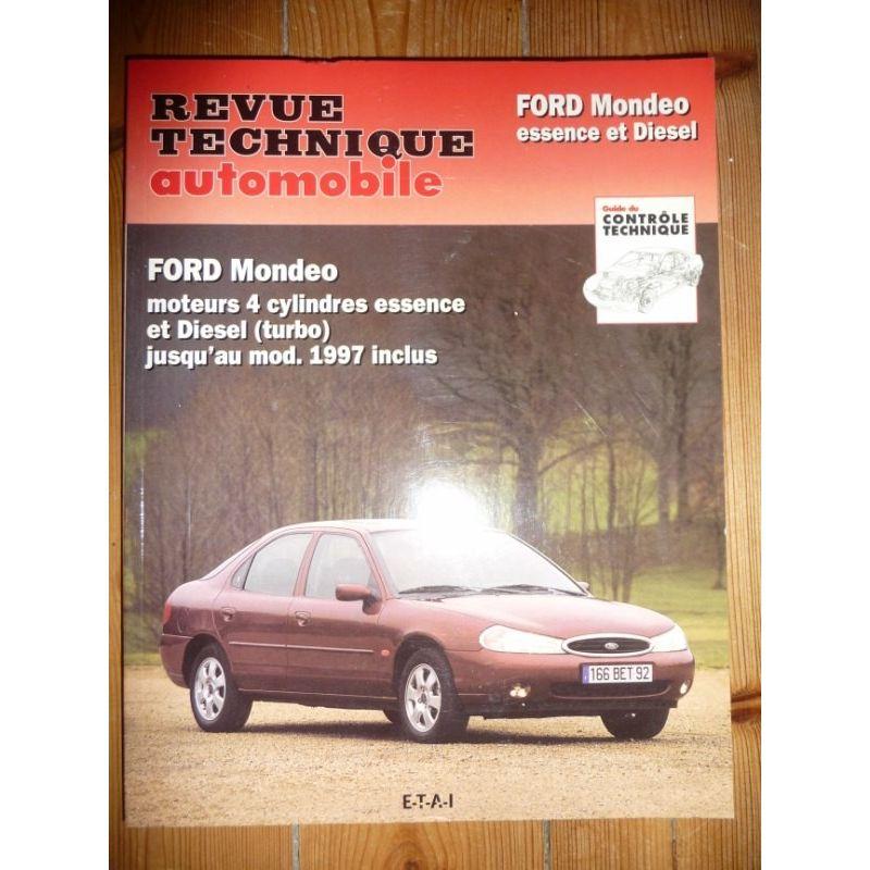 ford mondeo jusqu 39 au mod le 1997 4 cylindres essence et diesel. Black Bedroom Furniture Sets. Home Design Ideas