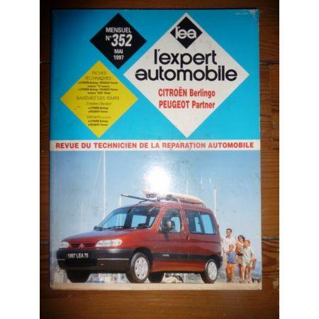 BERLINGO PARTNER Revue Technique Citroen Peugeot