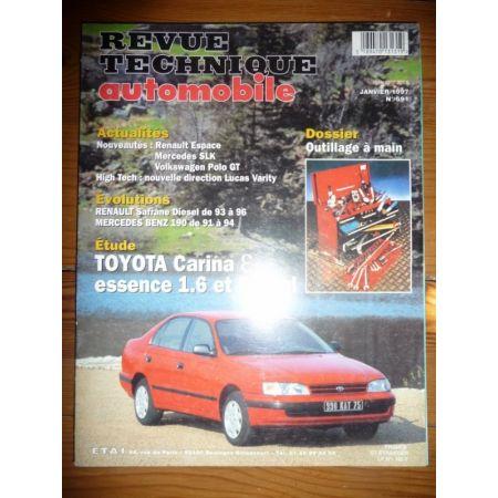 Carina E Ess Revue Technique Toyota