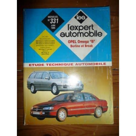 OMEGA B Revue Technique Opel