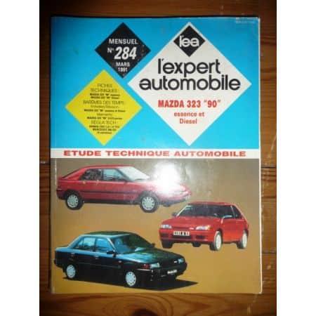 """323 """"90"""" Revue Technique Mazda"""