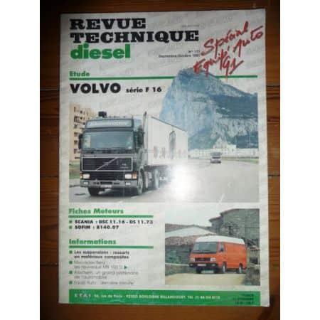 F16 Revue Technique PL Volvo