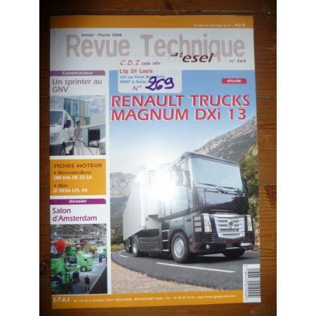 Magnum DXi 13 Revue Technique PL Renault