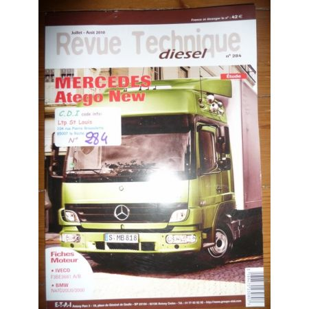 Atego New Revue Technique PL Mercedes